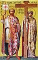 Фролов Александр Никитич - Мозаика второго яруса главного иконостаса+.jpg