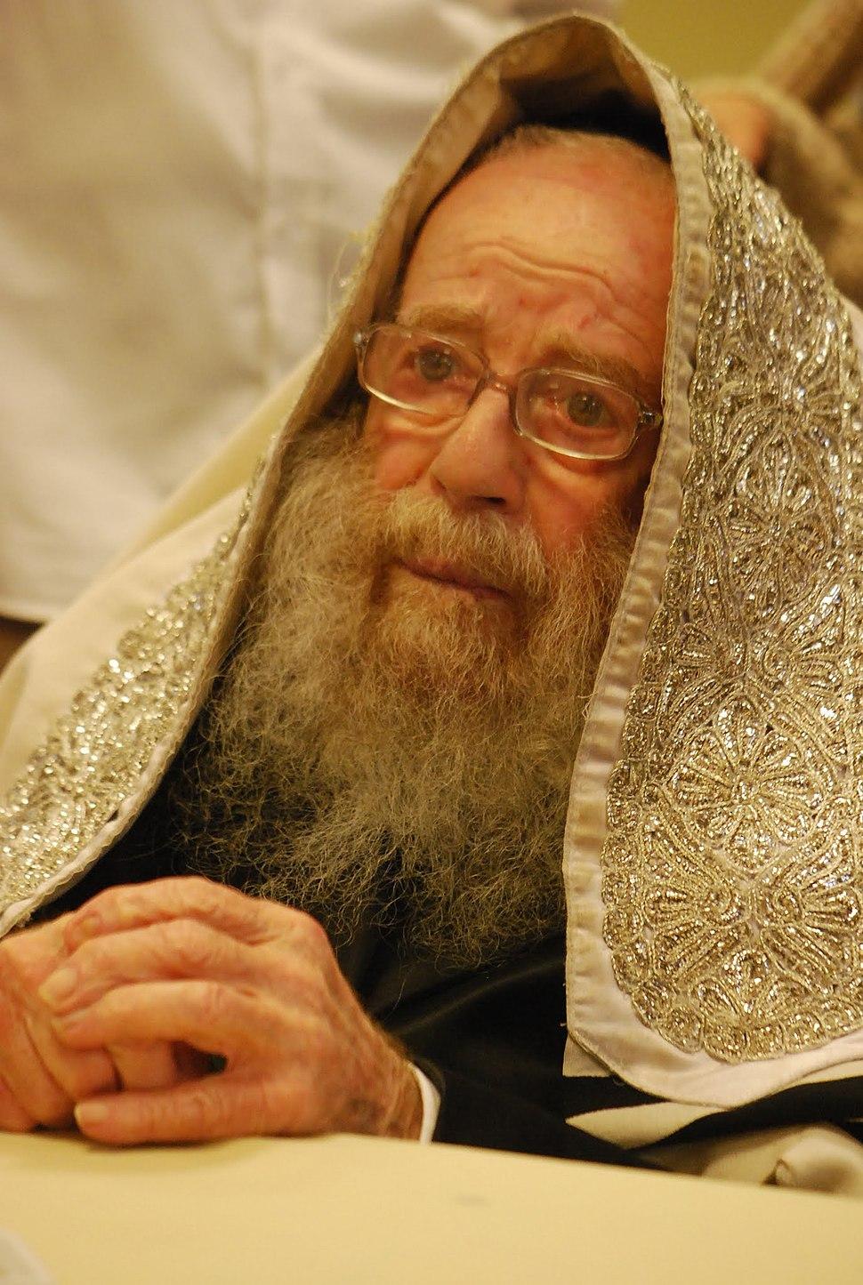ר' ישראל פרידמן