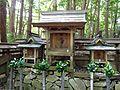 五條市西吉野町夜中 海津神社 Kaizu-jinja 2011.7.29 - panoramio.jpg