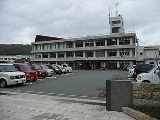 Sayō, Hyōgo - Public office