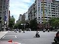 光復南路與仁愛路口前攝影 - panoramio - Tianmu peter (1).jpg