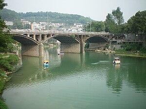 Jishou - Dong River in Jishou
