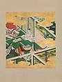 "玉鬘図 (『源氏物語』画帖の内)-""The Jeweled Chaplet"" (""Tamakazura""), from The Tale of Genji (Genji monogatari) MET DP361161.jpg"