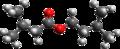 異戊酸異戊酯 球棒模型.png