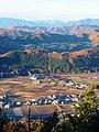 紅葉した山々 - panoramio.jpg