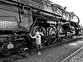 -Old Town Train stop Sacramento California - Version Black & White.jpg