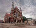 00330Kraków, zespół kościoła par. pw. św. Józefa, 1905-1909.jpg