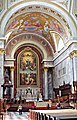 03 2019 photo Paolo Villa - F0197940 bis- Esztergom - Cattedrale - Altare maggiore - Assumption of Mary in Esztergom Cathedral.jpg
