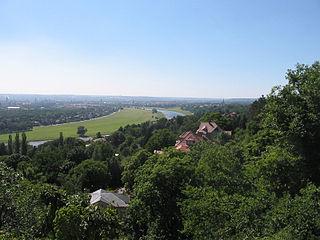Dresden Elbe Valley cultural landscape