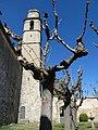 066 Església parroquial de Sant Boi de Lluçanès, campanar.jpg