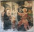 0 'L'Annonciation' - Ancienne fresque murale - S. Maria in Trastevere 1.JPG
