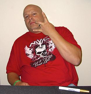Mikey Whipwreck American professional wrestler and trainer