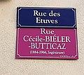 100elles 20190818 Rue Cécile BIÉLER-BUTTICAZ - Rue des Etuves.jpg