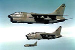 107th Tactical Fighter Squadron - A-7D Corsair II formation.jpg