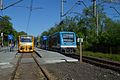 11.05.16 Cieszyn 814.167 (ČD) and SA109-005 (KŚ) (27080927080).jpg
