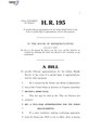 116th United States Congress H. R. 0000195 (1st session) - Pay our Doctors Act of 2019.pdf