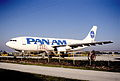 11ae - Pan Am - The New Airline Airbus A300B4-203; N864PA@FLL;30.01.1998 (5531975928).jpg