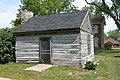 12. Davis County Historical Complex (Bloomfield, Iowa) on the Mormon Pioneer National Historic Trail (2004) (6fc8553d-9c98-4072-8920-088a80a7354f).JPG