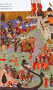 1396-Battle of Nicopolis-Hunername-2