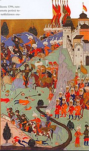 1396-Battle of Nicopolis