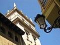 140 Palau de la Generalitat Valenciana, torre antiga, c. Cavallers.JPG