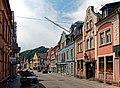 15.7.2018 Die Jugendstil-Häuser in Zell am Harmersbach wurden nach einem Brand im Jahr 1904 errichtet. 02.jpg
