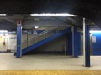 15th Street station (SEPTA) - Image: 15th Street SEPTA 2017a