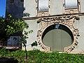 179 Casa Anna de Mora de Bacardí, c. Sor Eulàlia d'Anzizu 41 (Barcelona), façana c. Miret i Sans.jpg