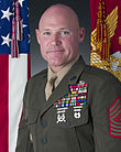 Sergeant Major of the Marine Corps Micheal Barrett
