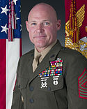 color photograph of Micheal P. Barrett