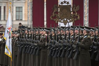 Proclamation Day of the Republic of Latvia