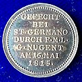 1815 Austrian Silver Medal Battle of San Germano, Italy in the Napoleonic Wars, reverse.jpg