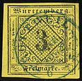 1852 3kr Rottweil Mi2a.jpg