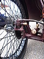 1910 Straker Squire 2800cc, Nr519, right front wheel, pic4.JPG