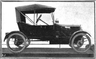 Swift Motor Company - 1912 Swift Cyclecar