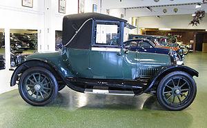 Cadillac Type 51 - Type 53 Victoria 1916