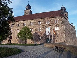 Kulmbach - Plassenburg Castle