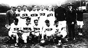 Turkey at the 1924 Summer Olympics - Turkey National Football Team squad on 25 May 1924.