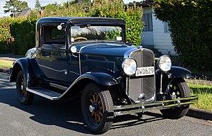 Marquette (automobile) - 1930 Marquette