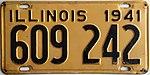 1941 Illinois license plate.jpg