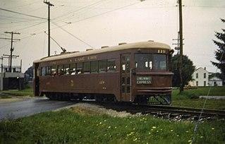 Cincinnati and Lake Erie Railroad