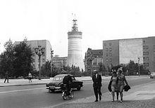 Berliner Fernsehturm Wikipedia