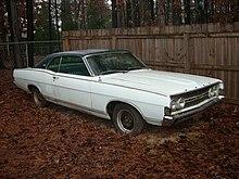 1968 ford torino 2 door hardtop