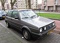 1989 Volkswagen Golf 1.3 Manhattan rear.jpg