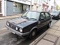 1990 Volkswagen Golf MkII 1.6 Driver Front.jpg