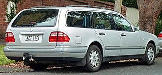 Mercedes-Benz E-Class (W210) - Wagon (pre-facelift)
