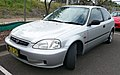 1998-2000 Honda Civic CXi 3-door hatchback (2009-11-17) 01.jpg