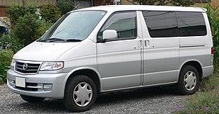 Mazda Bongo Friendee Wikidata