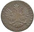 1 Kreuzer 1808, Tirol, Vorderseite.jpg