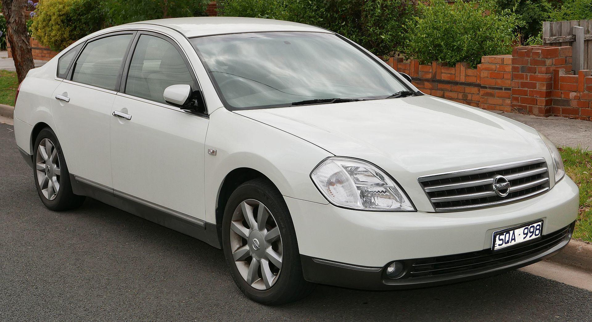 Nissan Teana Wikipedia